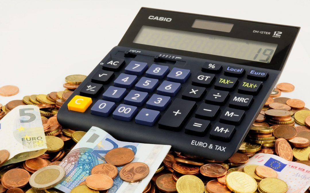 voorjaarsschoonmaak financiën en administratie
